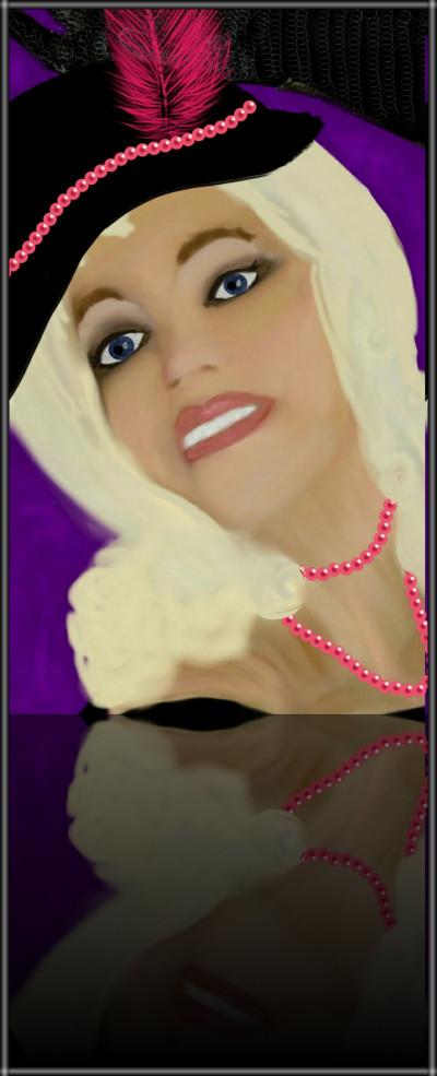 Charldia As Flapper Fannie  | Charldia | Digital Drawing | PENUP