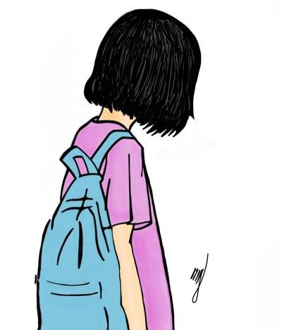 girl | Elmira | Digital Drawing | PENUP