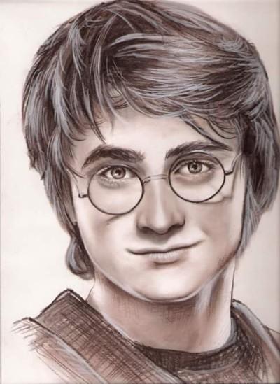 ~Harry Potter~Daniel Redcliffe~ | Mert | Digital Drawing | PENUP