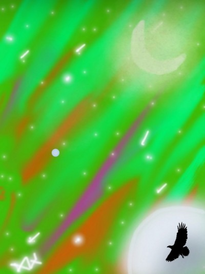 sky challenge  | AZR | Digital Drawing | PENUP