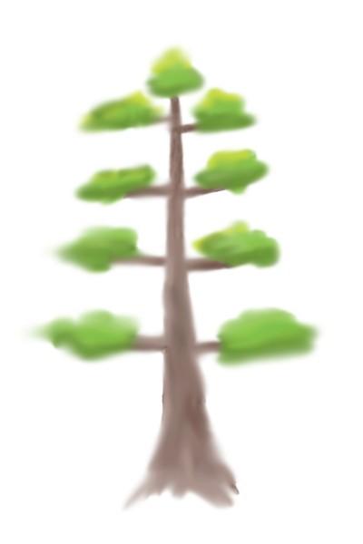 Plant Digital Drawing | INayra | PENUP