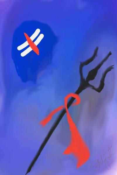 Mahadev | pratyush | Digital Drawing | PENUP