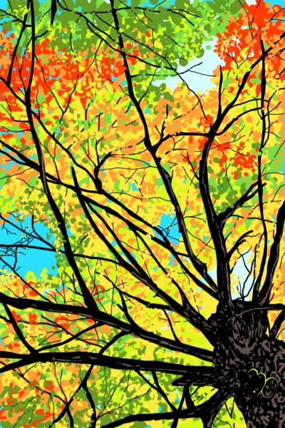 Plant Digital Drawing   Sina   PENUP