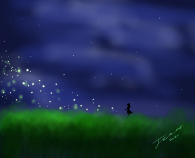 Magic Of The Night | James_Maynard | Digital Drawing | PENUP