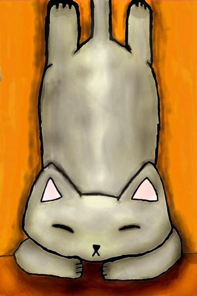 he is a sleepy lil thing | Zenovia | Digital Drawing | PENUP