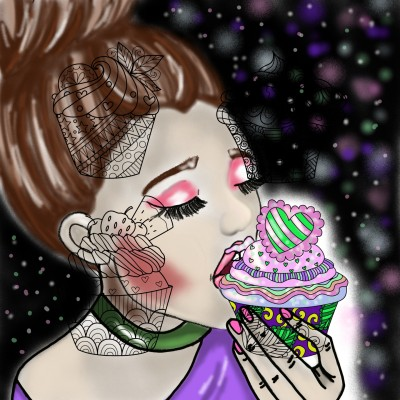 It's like a dream... | SummerKaz | Digital Drawing | PENUP