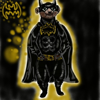Batkat | SummerKaz | Digital Drawing | PENUP