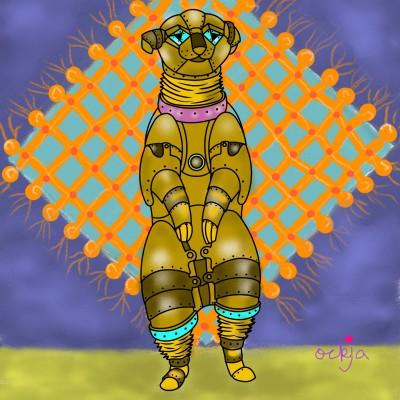I'm here to get rid of the virus!♡ | ockja | Digital Drawing | PENUP