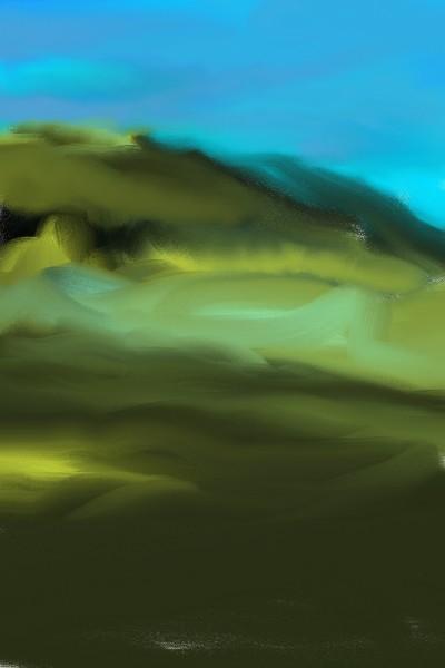 Landscape Digital Drawing | les | PENUP