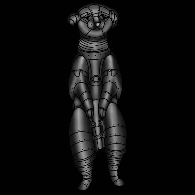 Robot dog? | JammyC | Digital Drawing | PENUP