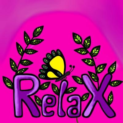 Relax | Chris | Digital Drawing | PENUP