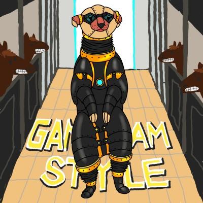 Oppa Gangnam Style | Diana | Digital Drawing | PENUP