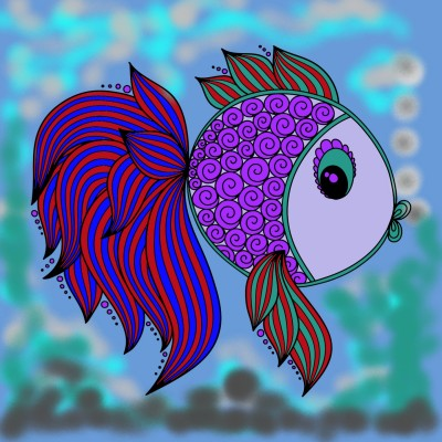 Poisson | richard | Digital Drawing | PENUP