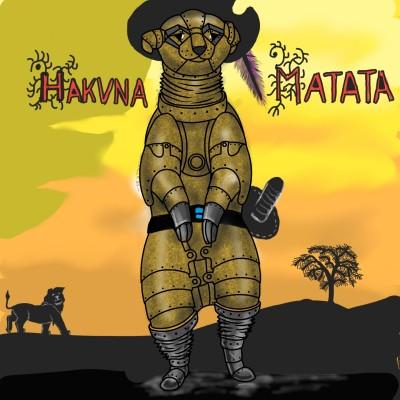 timon con botas | giordanohans | Digital Drawing | PENUP