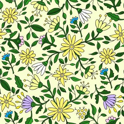 Yellow Wallpaper  | Trish | Digital Drawing | PENUP