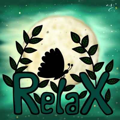 Relax | Carme | Digital Drawing | PENUP