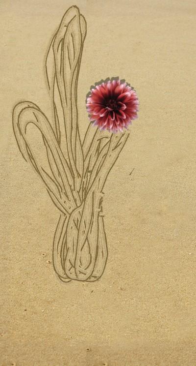 Sand Art | Anevans2 | Digital Drawing | PENUP