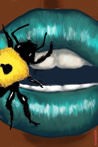 aaaah yellow... | ArtNstillLife | Digital Drawing | PENUP