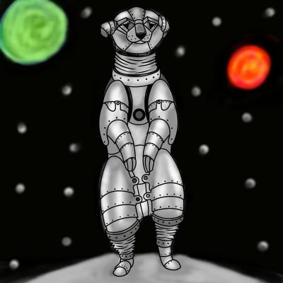 Space | lisa | Digital Drawing | PENUP