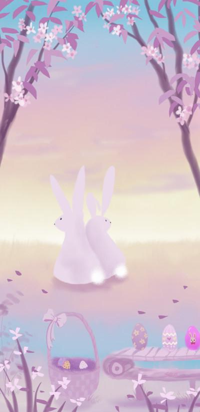 Easter  | SPR | Digital Drawing | PENUP