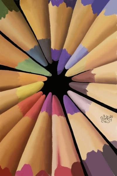 Colored Pencils   SunnyDavis   Digital Drawing   PENUP