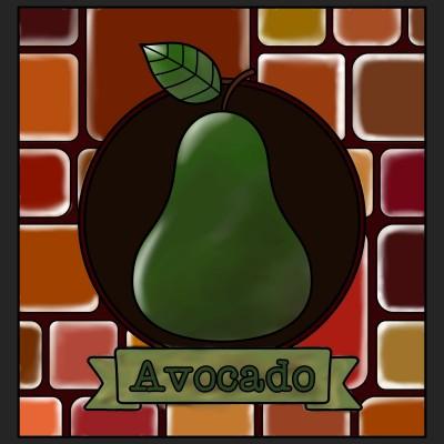 The Avocado  | lisa | Digital Drawing | PENUP