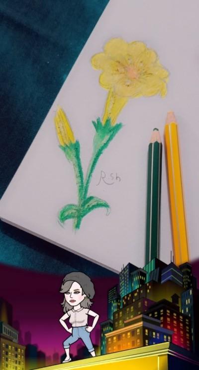 Plant Digital Drawing   Sh_Fd72   PENUP