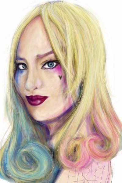 harley quinn | heihei | Digital Drawing | PENUP