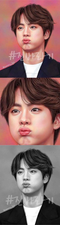 #진바라기 | Sunny-jus | Digital Drawing | PENUP