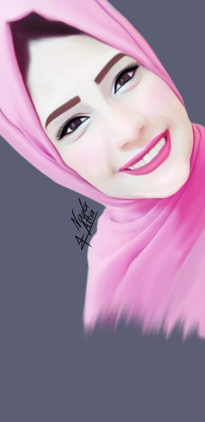 smudge painting  | NadaAttiah | Digital Drawing | PENUP
