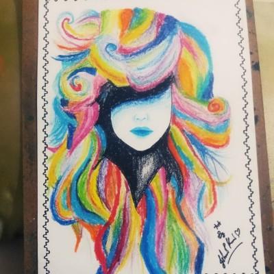 cool | Ishrah_khan.T | Digital Drawing | PENUP