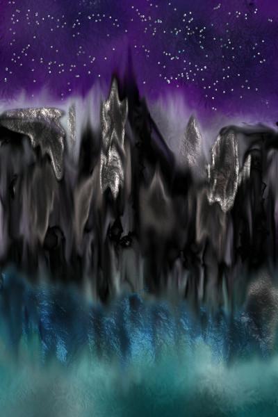 Mountains | jjbinksljg2 | Digital Drawing | PENUP