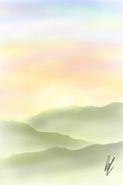 good morning | hannah | Digital Drawing | PENUP