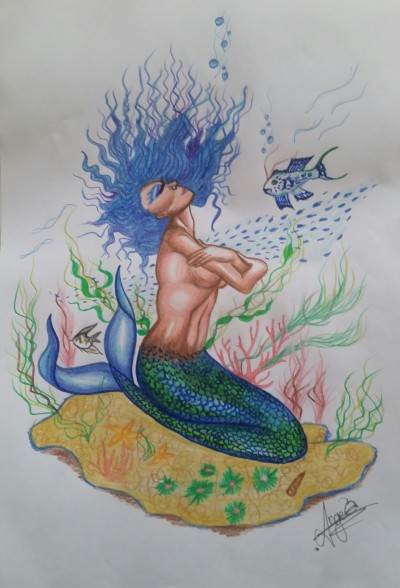 underwater life | AngelaPezzotti | Digital Drawing | PENUP