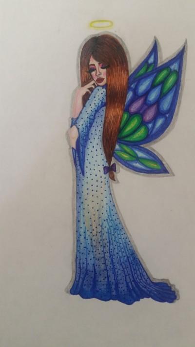 Fairy | AngelaPezzotti | Digital Drawing | PENUP