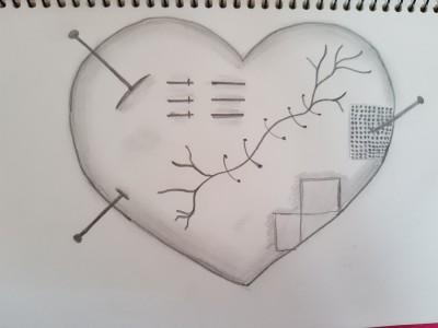 Heart | elena | Digital Drawing | PENUP