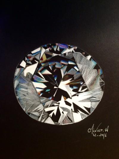 diamond | artgraphit | Digital Drawing | PENUP