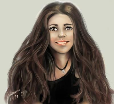 portrait request 1 | Miraami | Digital Drawing | PENUP