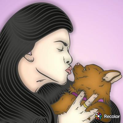 best friends | gman187 | Digital Drawing | PENUP