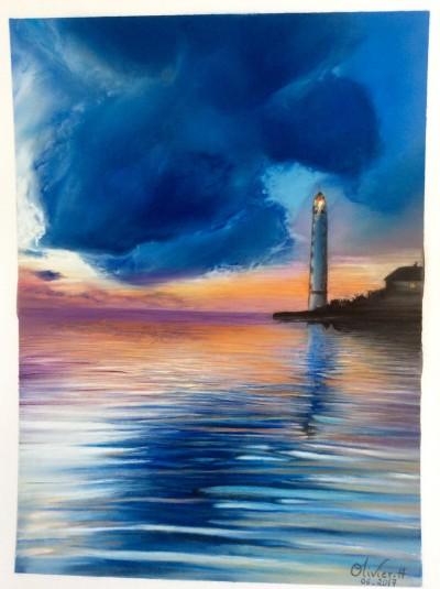 Sunset | artgraphit | Digital Drawing | PENUP