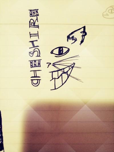 Cheshire+pirate cat MY VER. | yerim | Digital Drawing | PENUP