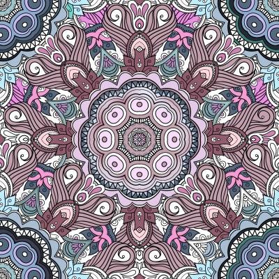 a lovely mandala | ockja | Digital Drawing | PENUP