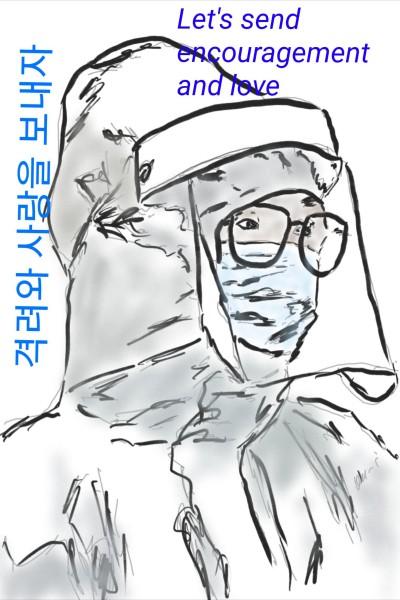 감사한 사람들 | jinhaehwa | Digital Drawing | PENUP