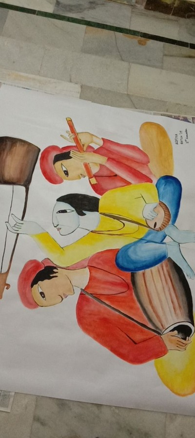 painted it whole night  ... | sofiya0502 | Digital Drawing | PENUP