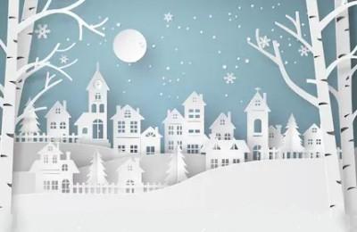 Village  | toutfaire | Digital Drawing | PENUP