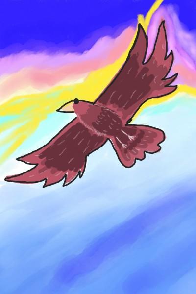 Aves  | Ivonne | Digital Drawing | PENUP