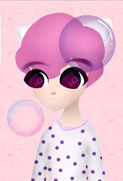 sweet bubbles    Louis   Digital Drawing   PENUP