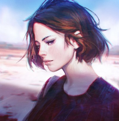 девушка | Alex | Digital Drawing | PENUP