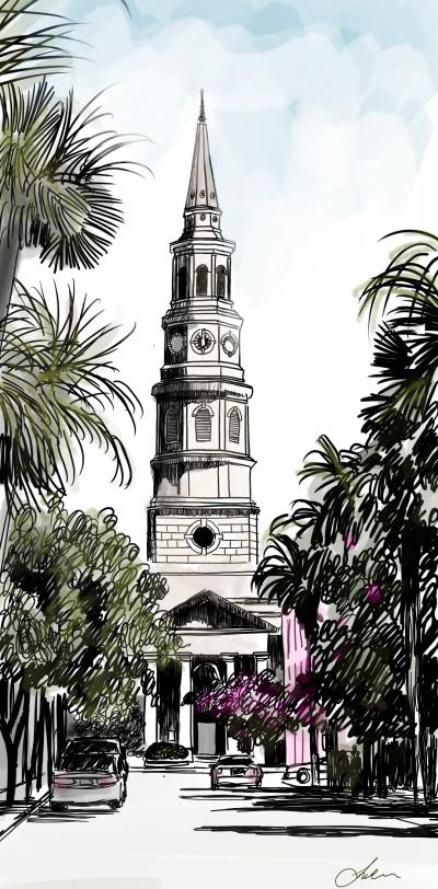 Charleston | ldauti. | Digital Drawing | PENUP