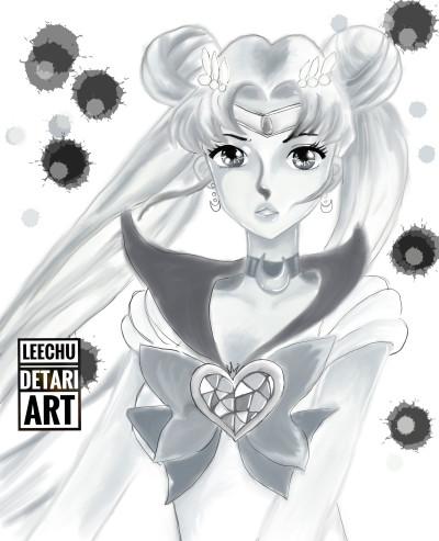 Sailormoon   leechu99   Digital Drawing   PENUP